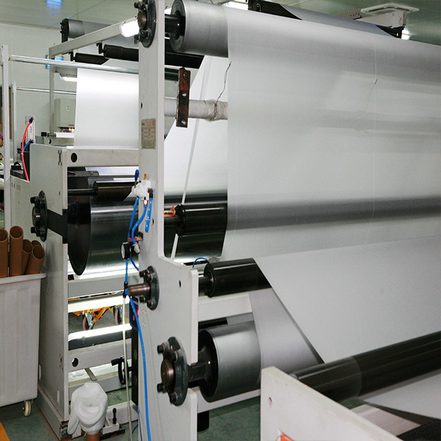 PVC Strong Coated Overlay Film