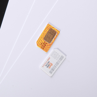 PVC SIM Card Base